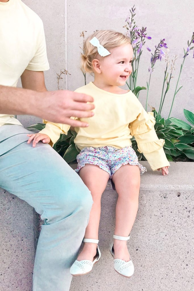 Daddy Daughter Outfit 2