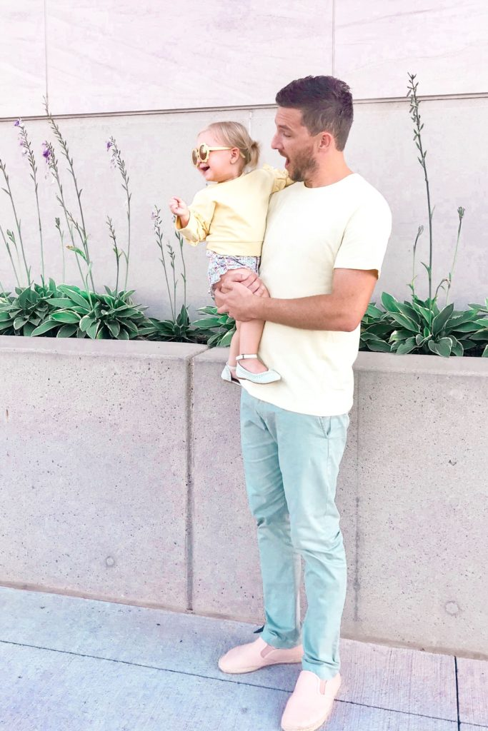 Daddy Daughter Outfit 4