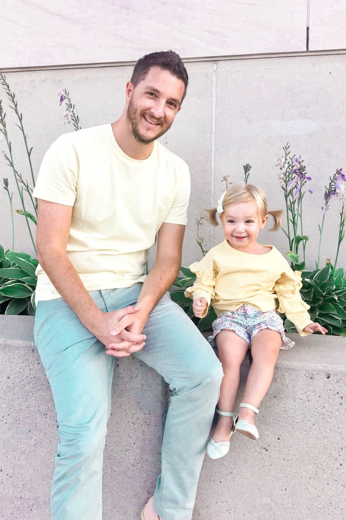 Daddy Daughter Outfit 3