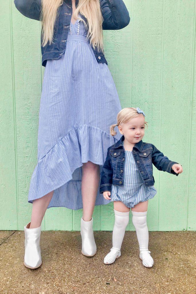 Blue Stripes & Denim Jackets 2