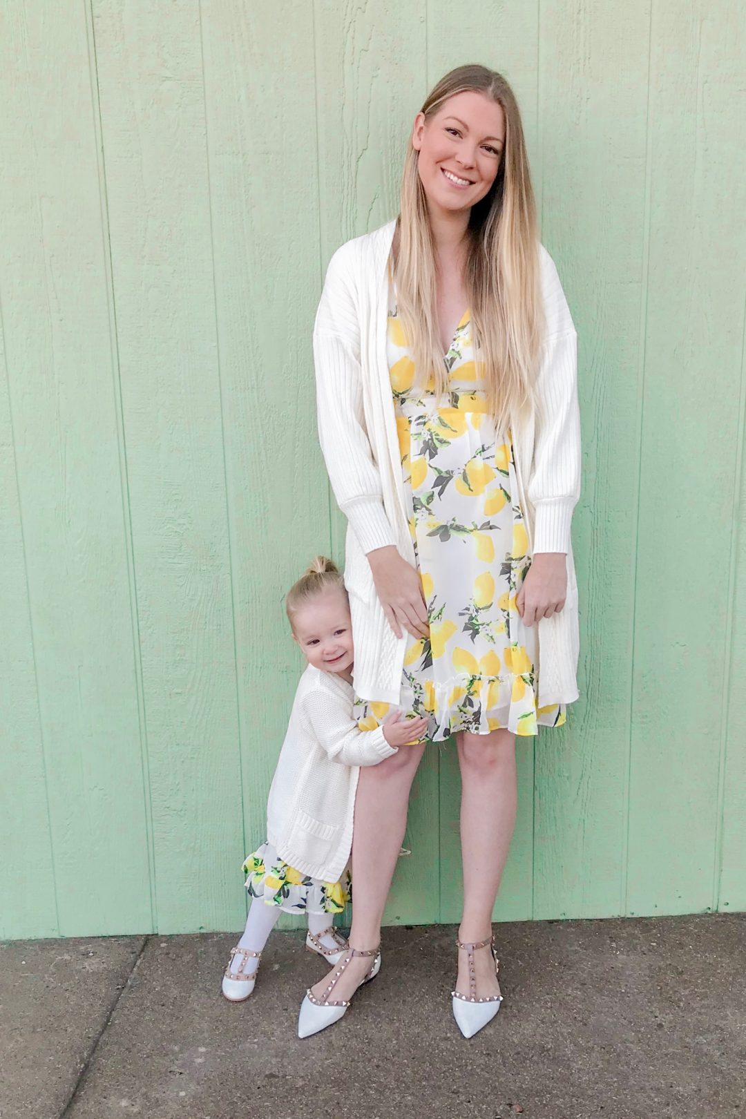 Lemon Print Dresses 4