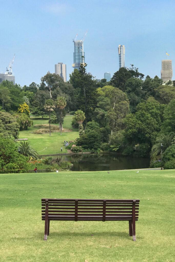 Melbourne Botanic Gardens 2