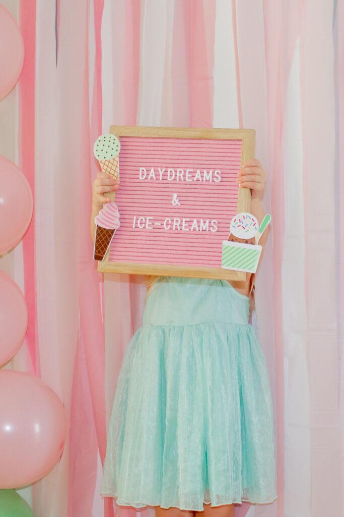 Ice Cream Party 1