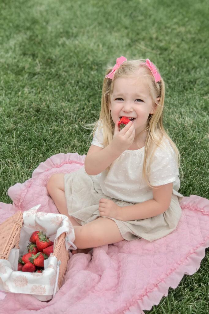 Strawberry Picking 4
