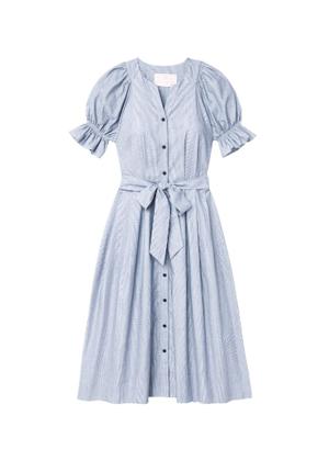 daisy blue check dress gal meets glam brookie