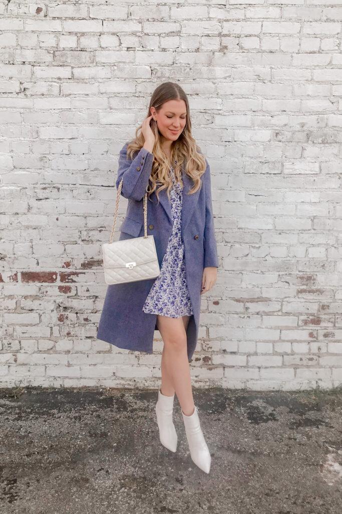 Long Blue Coat 1